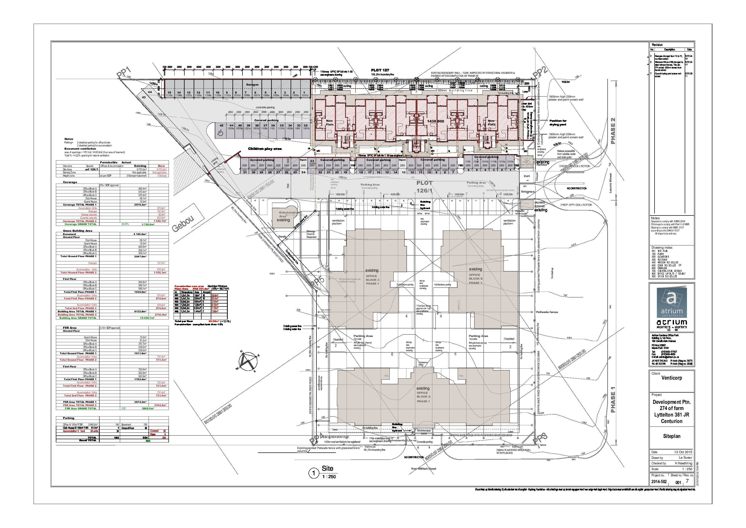 IQ Arabella - Site Plan