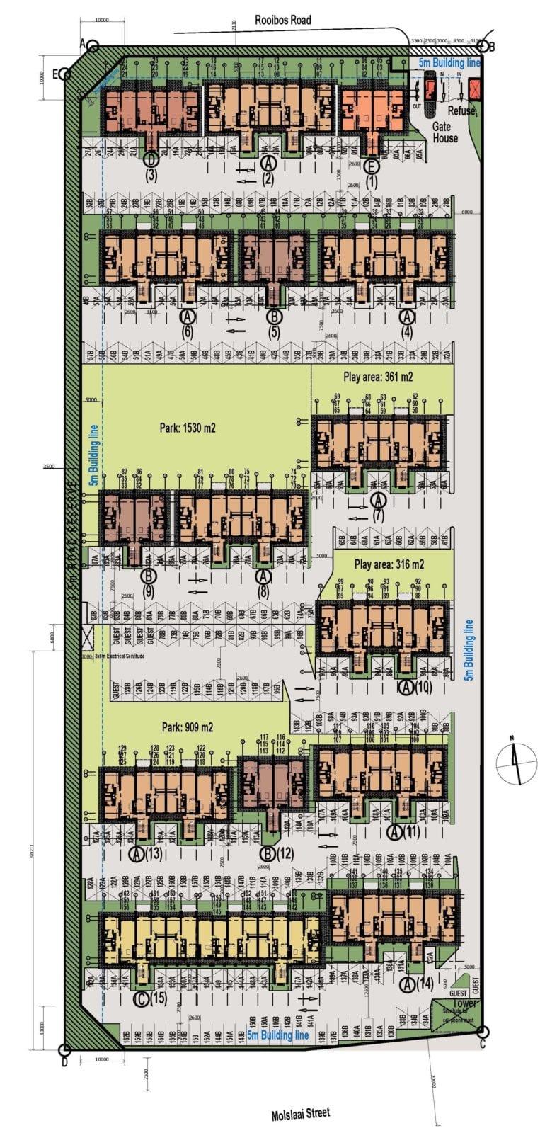 IQ Arabella - Site Plan
