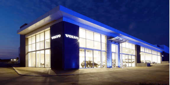 CMH Volvo Dealership – Silver Lakes